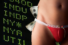 N.Y. Strip Club Business Going Up as Stocks Go Down