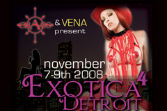 Exotica Detroit Set for This Weekend