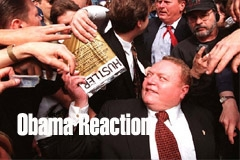 Larry Flynt: Obama Presidency 'Sunlight of a New American Dawn'