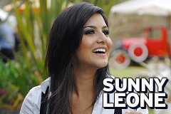 Sunny Leone, 'Bare Lady 2' Make N.Y. Daily News