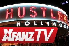 XFANZ TV Looks at Hustler Hollywood 10th Anniversary Party