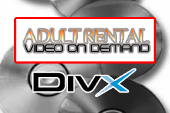 AdultRental Adds Full-Movie DivX Downloads
