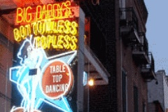New Orleans Strip Club Stays Put in Wake of Katrina