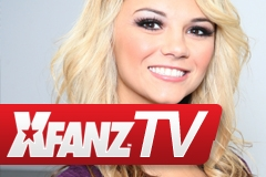 XFANZ TV Gets Up Close With Ashlynn Brooke