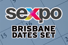 Sexpo Sets Brisbane Dates, Adds B2B Section