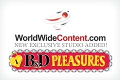B&D Pleasures Signs Licensing Agreement With WorldWideContent