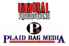 Immoral Productions Inks Distro Deal With Plaid Bag Media