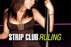 U.S. Judge Rules Md. County's Strip Club Law Unconstitutional