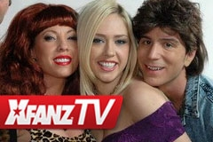 XFANZ TV's Look at Hustler's 'Not Married With Children XXX' Continues