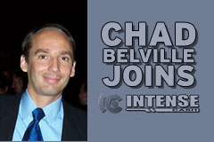 Chad Belville New General Counsel for IntenseCash