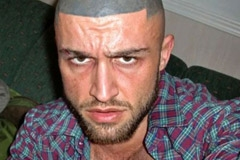 Francois Sagat Gets Freaky in 'Saw 6'