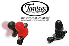Tantus Makes Foray Into BDSM With New Ball Gags