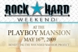 RockHard Weekend to Sponsor Playboy Fundraiser, Kid Rock Tour