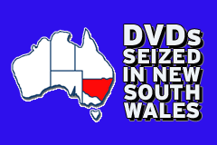 Illegal Adult DVDs Seized in Australia