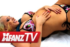 XFANZ TV's Look at the Miss XBIZ Contest Continues