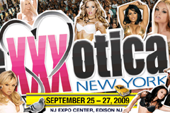 Exxxotica New York Announces Sept. Dates
