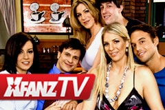 XFANZ TV's Look at New Sensations' 'Friends' Parody Continues