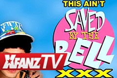 XFANZ TV Continues its Look at Hustler's 'Saved By the Bell' Parody