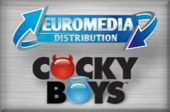 Euro Media, CockyBoys Hook Up on Distro Deal