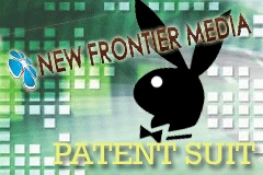 Embedded Media Patent Suit Targets Playboy, New Frontier