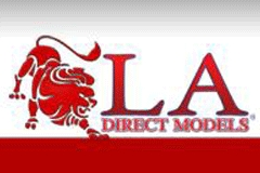 LA Direct Models Redesigns Flagship Site