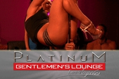 Platinum Gentlemen's Lounge Opening in Downtown L.A.