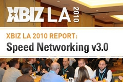 XBIZ LA Attendees Kick Off Day 1 With Speed Networking