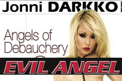 Evil Angel Releases 1st Jonni Darkko HD Movie