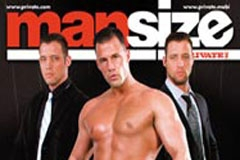 Private Media Group Relaunches 'Mansize' Gay Brand