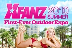 XBIZ Announces XFANZ Expo, World's 1st-Ever Outdoor Adult Expo