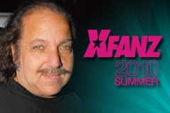Ron Jeremy to MC XFANZ 2010 Miss Summer Pageant