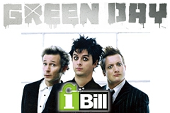 iBill Offers Green Day Concert Promo