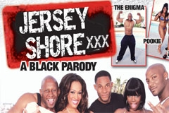Grindhouse Pictures to Release 'The Jersey Shore: A XXX Black Parody'