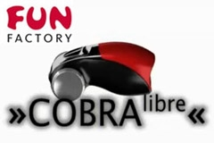 Fun Factory to Release Click 'N' Charge 'Cobra Libre' Masturbator