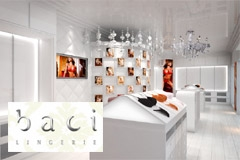 Baci Lingerie to Open 1st International Showroom in China