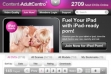 AdultCentro Launches iPad Web App