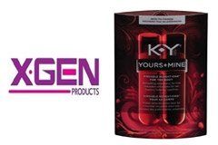 XGen Products Now Offering KY Kissable Sensations