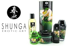 Shunga Releases Garden of Edo Organic Collection Set