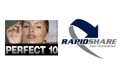 RapidShare Countersues Perfect 10