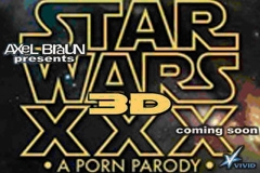 Axel Braun and Vivid Announce 3D 'Star Wars' Parody