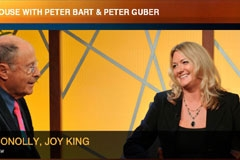 Joy King to Appear on 'In The House With Peter Bart & Peter Guber'