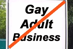 D.C. Law May Cause Close of Gay Adult Businesses
