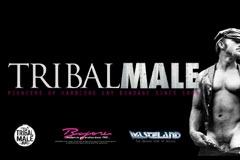Wasteland, Bijou Theatre Debut TribalMale