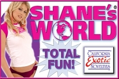 CalExotics Adds More Products to Shane's World Collection