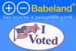 Babeland Rewarding Midterm Election Voters With Free Bullets