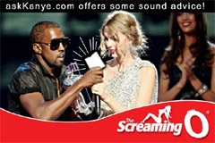 Kanye West Suggests Screaming O for Taylor Swift