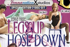 JennaRation X Releases 'Legs Up Hose Down'