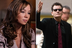 Charlie Sheen Sues Porn Star Capri Anderson for Extortion