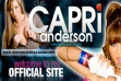 Capri Anderson's Webmaster Says He Posted Charlie Sheen Message