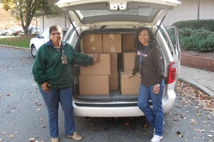 PHE Makes Thanksgiving Donations